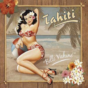 Tahiti by Bruno Pozzo