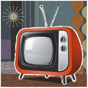 Televiseur by Bruno Pozzo