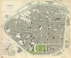 Brussels, Belgium, c.1837