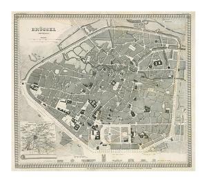 Brussels, Belgium, c.1860