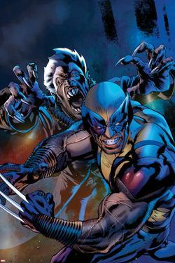 Wolverine: The Best there is No.5 Cover by Bryan Hitch