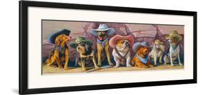 The Magnificent Seven by Bryan Moon