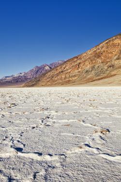 Badwater Basin Salt Flats, Death Valley by Bryan Mullennix