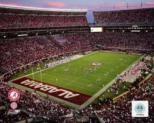 Bryant Denny Stadium University of Alabama 2010