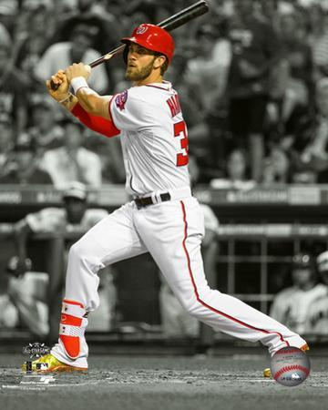 Bryce Harper 2015 MLB All-Star Game Spotlight Action
