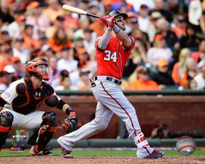 Bryce Harper Home Run Game 3 of the 2014 National League Division Series
