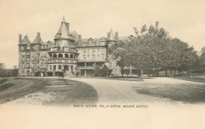 Bryn Mawr Hotel, Bryn Mawr, Pennsylvania
