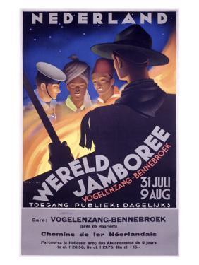 BSA Boy Scout, 5th World Jamboree