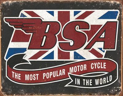 BSA - Most Popular