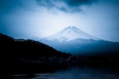 Mount Fuji ,Landmark of Japan. by bspguy