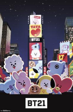 BT21 - Times Square