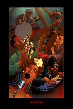 Jazz Quintet by BUA