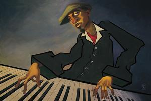 Piano Man II by BUA