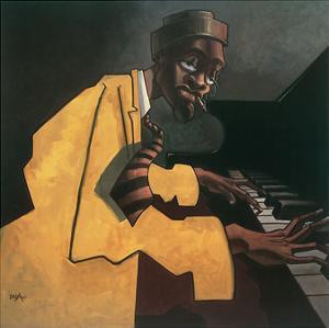 Piano Man by BUA