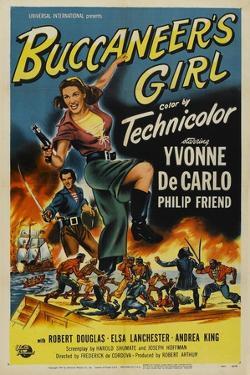 Buccaneer's Girl, 1950, Directed by Frederick De Cordova