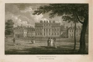 Buckingham House, St James's Park