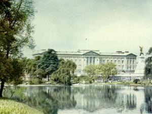 Buckingham Palace, London, 1935