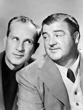 Bud Abbott and Lou Costello, 1940s