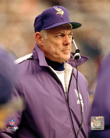 Bud Grant Action