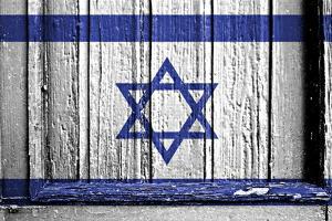 Israelie Flag by budastock
