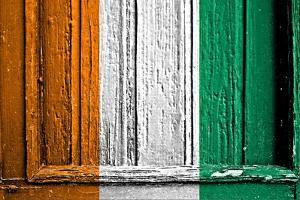 Ivory Coast Flag by budastock