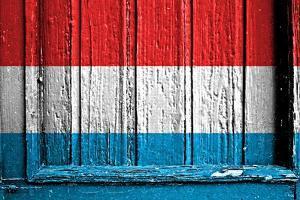 Luxemburg Flag by budastock