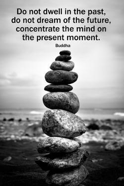 Buddha Focus Quotation