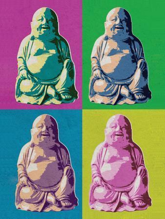 Buddha Pop-Art