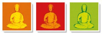 Buddha Popart