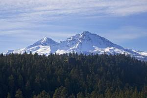Mountain Peaks by Buddy Mays