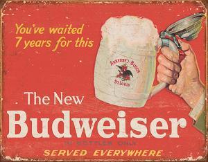 Budweiser The New
