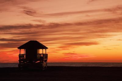 Lifeguard Post by Buena Vista Images