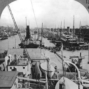 Buenos Aires Docks, Argentina, C1900s