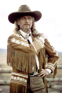 Buffalo Bill and les Indiens BUFFALO BILL AND THE INDIANS by RobertAltman with Paul Newman, 1976 (p
