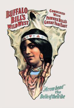 Buffalo Bill: Arrow Head, The Belle of the Tribe