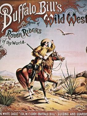 Buffalo Bill: Poster, 1893