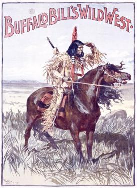 Buffalo Bill's Wild West, An American Indian