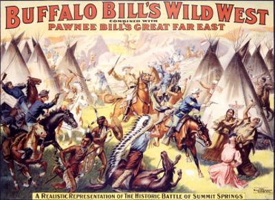 Buffalo Bill's Wild West, Wild West