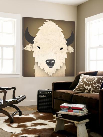 Buffalo I-Ryan Fowler-Loft Art
