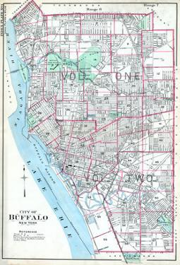 Buffalo, New York, United States, 1915