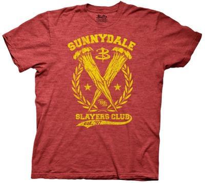 Buffy The Vampire Slayer - Sunnydale Slayers Club