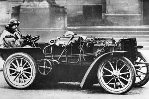 Bugatti Prototype Built for the Paris-Madrid Race, (C1901-C1903)