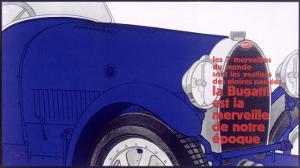 Bugatti Roadster Grill
