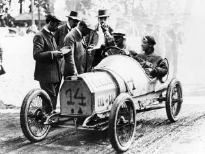 Bugatti Type 13 Which Competed at the French Grand Prix, Le Mans, 1911