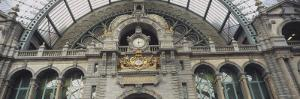 Building, Antwerp, Belgium