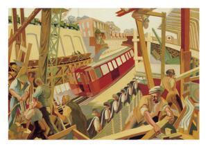 Building the Railways