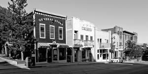 Buildings along a street, Main Street, Park City, Utah, USA
