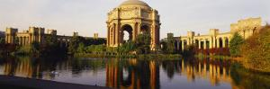 Buildings at the Waterfront, Palace of Fine Arts, San Francisco, California, USA