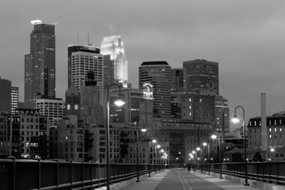 Buildings in a city, Minneapolis, Minnesota, USA