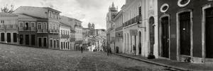 Buildings in a City, Pelourinho, Salvador, Bahia, Brazil